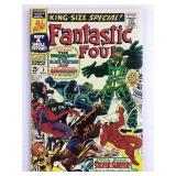 Fantastic Four 5 Special B Panther vs Inhumans
