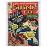 Fantastic Four 22 Return of  Mole Man