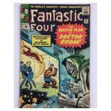 Fantastic Four 23 Master Plan Doctor Doom