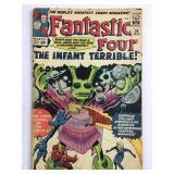 Fantastic Four 24 Infant Terrible