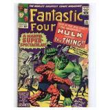 Fantastic Four 25 Hulk vs Thing