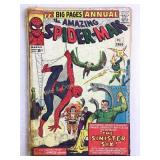 Amazing Spider-Man Annual 1 Sinister Six 1st App