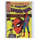 Marvel Amazing Spider-Man Annual 2 Dr. Strange