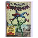 Amazing Spiderman 20 1st Appearance Scorpion