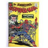 Amazing Spiderman 25 1st Cameo Mary Jane Watson