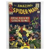 Amazing Spider-Man 27 Early Green Goblin
