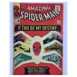 Amazing Spider-Man 31 1st Appearance Gwen Stacy