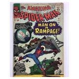 Amazing Spider-Man 32 Man on a Rampage