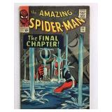 Amazing Spider-Man 33 The Final Chapter