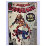 Amazing Spider-Man 34 Early Kraven Ditko Art