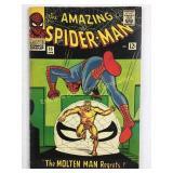 Amazing Spider-Man 35 Molten Man Regrets