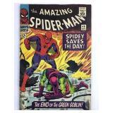 Amazing Spider-Man 40 Green Goblin Origin