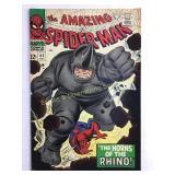 Amazing Spider-Man 41 Horns of the Rhino