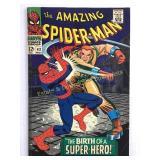 Amazing Spider-Man 42 Birth of a Super-Hero