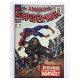 Amazing Spider-Man 43 Rhino on the Rampage