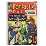 Marvel Fantastic Four 27 Search for Sub-Mariner