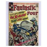 Marvel Fantastic Four 28 Have To Fight The X-Men