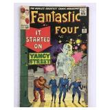 Marvel Fantastic Four 29 Vs. Watcher & Red Ghost