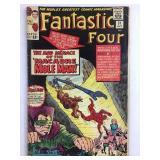 Marvel Fantastic Four 31 Macabre Mole Man