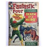 Marvel Fantastic Four 32 Invincible Man