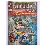 Marvel Fantastic Four 33 Attuma 1st Appearance