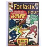 Marvel Fantastic Four 34 Greg Gideon 1st Appear