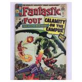 Marvel Fantastic Four 35 Dragon Man 1st Appearance