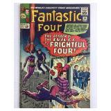 Marvel Fantastic Four 36 Frightful Four 1st Appear