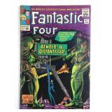 Marvel Fantastic Four 37 Princess Anelle 1st