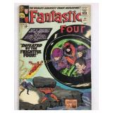 Marvel Fantastic Four 38 Defeated Frightful Four