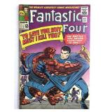 Marvel Fantastic Four 42 Mr. Fantastic vs. Thing