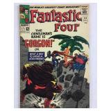 Marvel Fantastic Four 44 Gorgon 1st Appearance