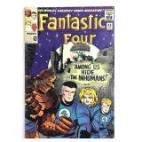 Marvel Fantastic Four 45 Inhumans 1st Appearance