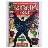 Marvel Fantastic Four 46 1st Full Black Bolt Appr