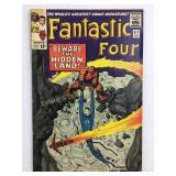 Marvel Fantastic Four 47 Inhumans 3rd Appearance