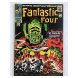 Fantastic Four 49 1st Full Galactus, Silver Surfer