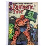 Marvel Fantastic Four 51 Negative Zero 1st Appear