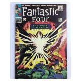 Marvel Fantastic Four 53 Black Panther 2nd Appear
