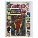 Marvel Fantastic Four 54 Black Panther 3rd Appear