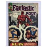 Marvel Fantastic Four 56 Klaw 2nd Appearance