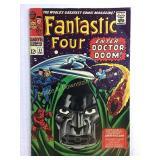 Marvel Fantastic Four 57 Enter Doctor Doom
