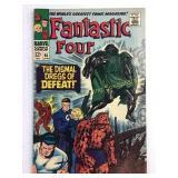 Marvel Fantastic Four 58 Dismal Dregs of Defeat