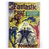 Marvel Fantastic Four 59 Doomsday