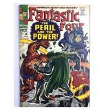 Marvel Fantastic Four 60 Inhumans Silver Surfer