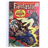Marvel Fantastic Four 62 Blastaar 1st Appearance