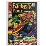 Marvel Fantastic Four 63 Blastaar Living BombBurst