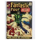 Marvel Fantastic Four 61 Where Stalks the Sandman?