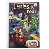 Marvel Fantastic Four 65 Ronan the Accuser 1st App