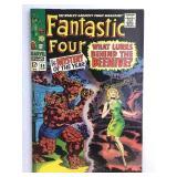 Marvel Fantastic Four 66 Origin of Warlock