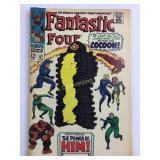 Marvel Fantastic Four 67 Him/Warlock 1st Full App